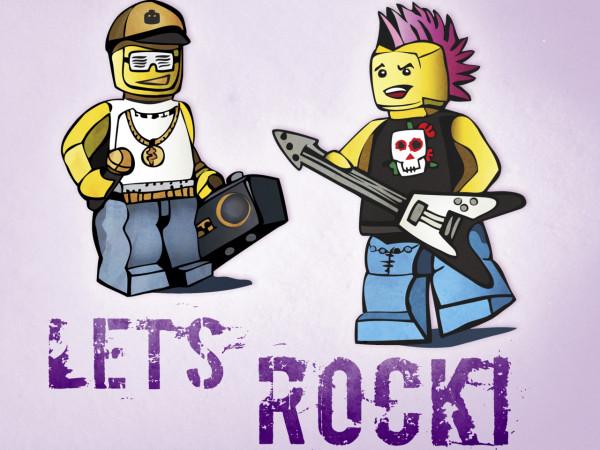 Lego Rockers