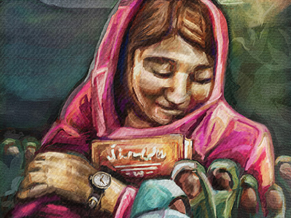 Malala Cover Concept