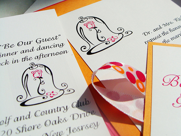 Quirk Wedding Logo