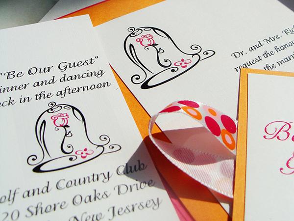 Quirk Wedding Logo