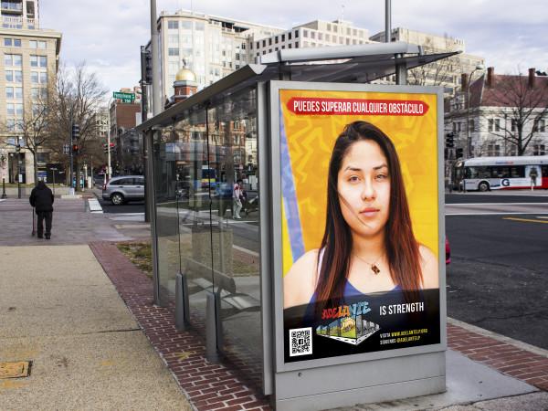 Adelante Bus Shelter Ad 3