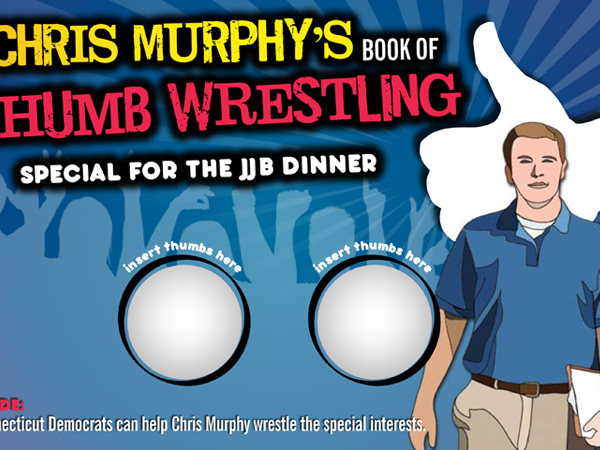 CM thumb wrestling book