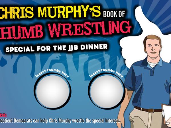 CM thumb wrestling book