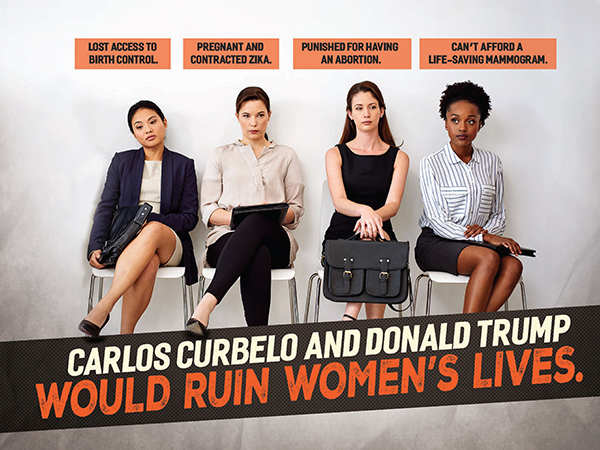 Women's Lives at stake